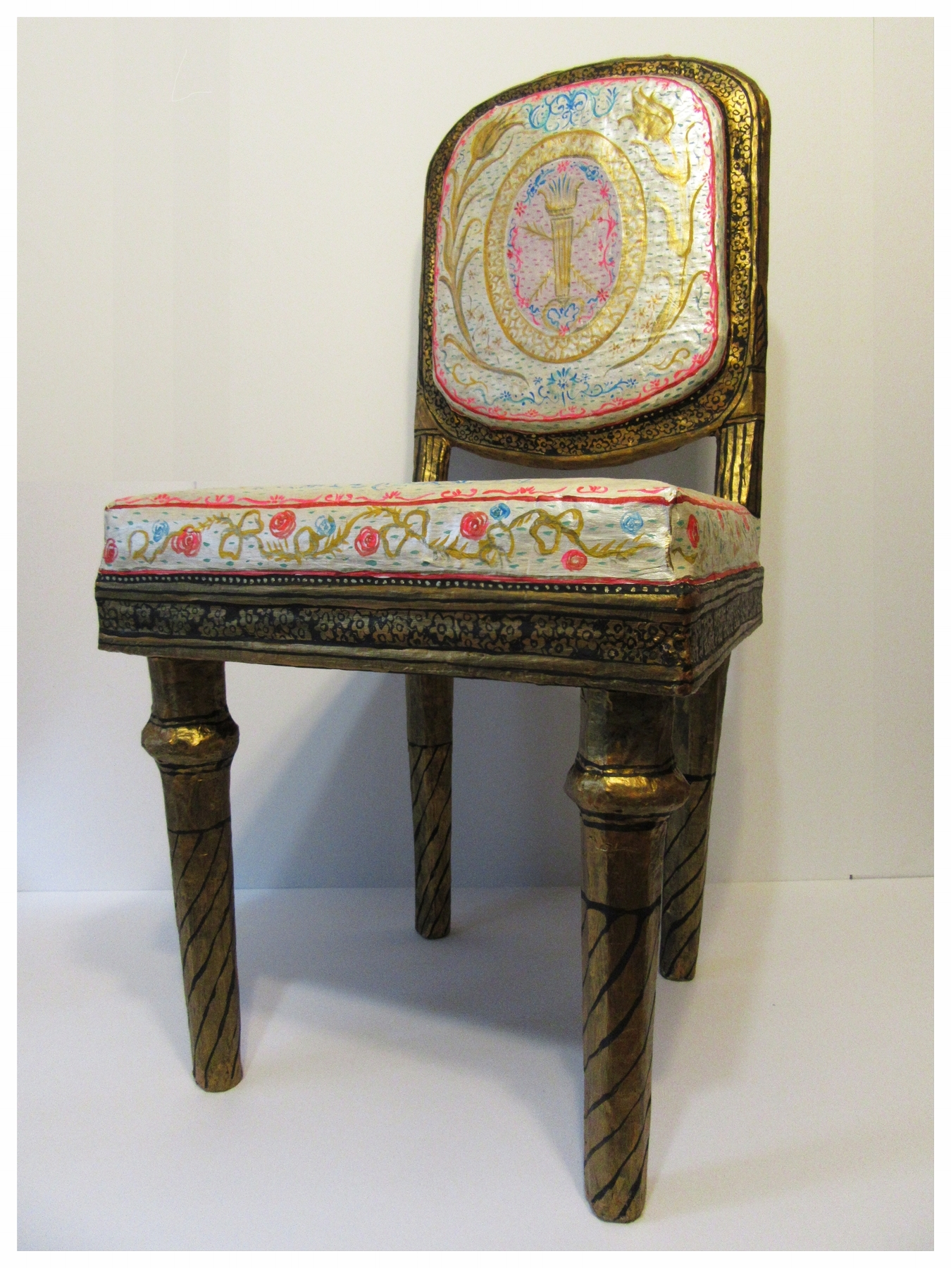 Marie Antoinettes Chair