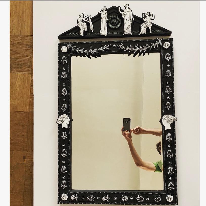 Greek Mirror