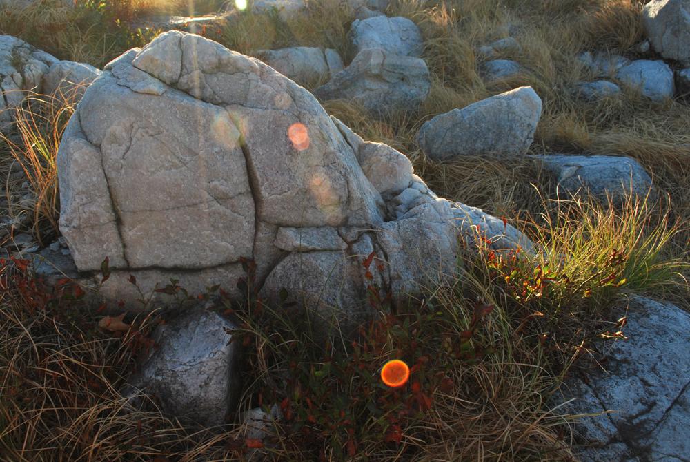 Sunrise on Quartzite