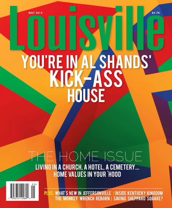 See an Anne Del Prince project   featured in the May 2014 issue of Louisville Magazine.