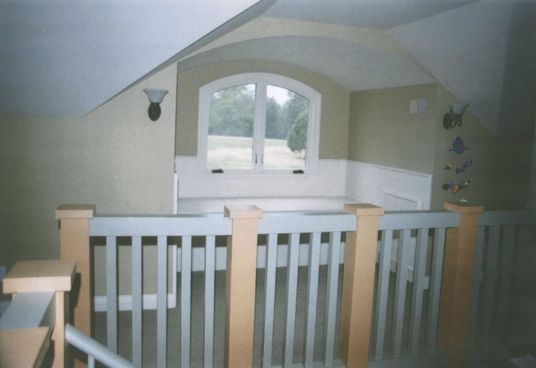 Second floor nook