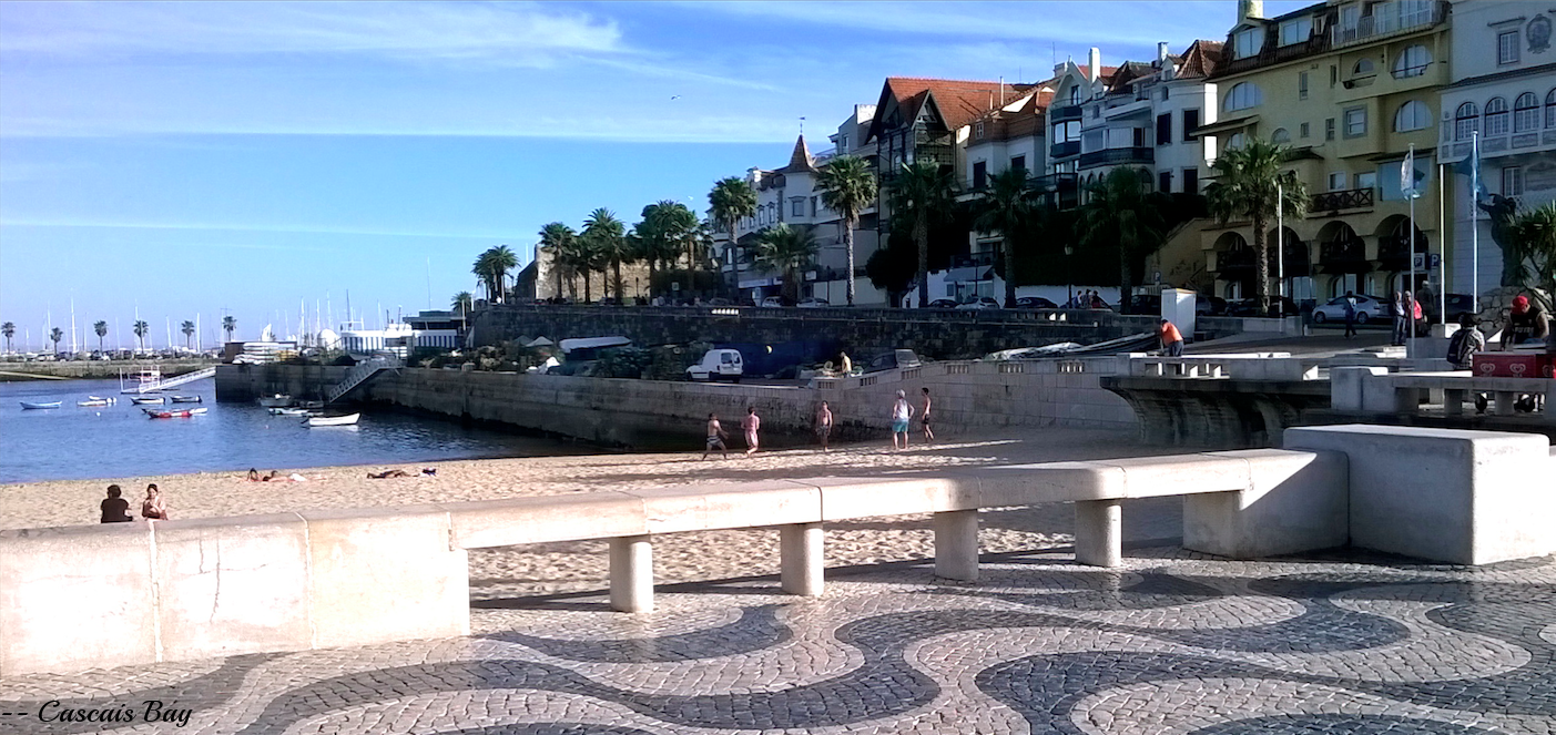 Painting Holidays in Cascais