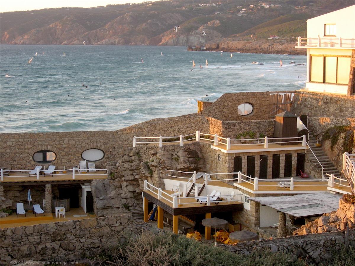 Hotel Muxaxo, Guincho beach, Cascais