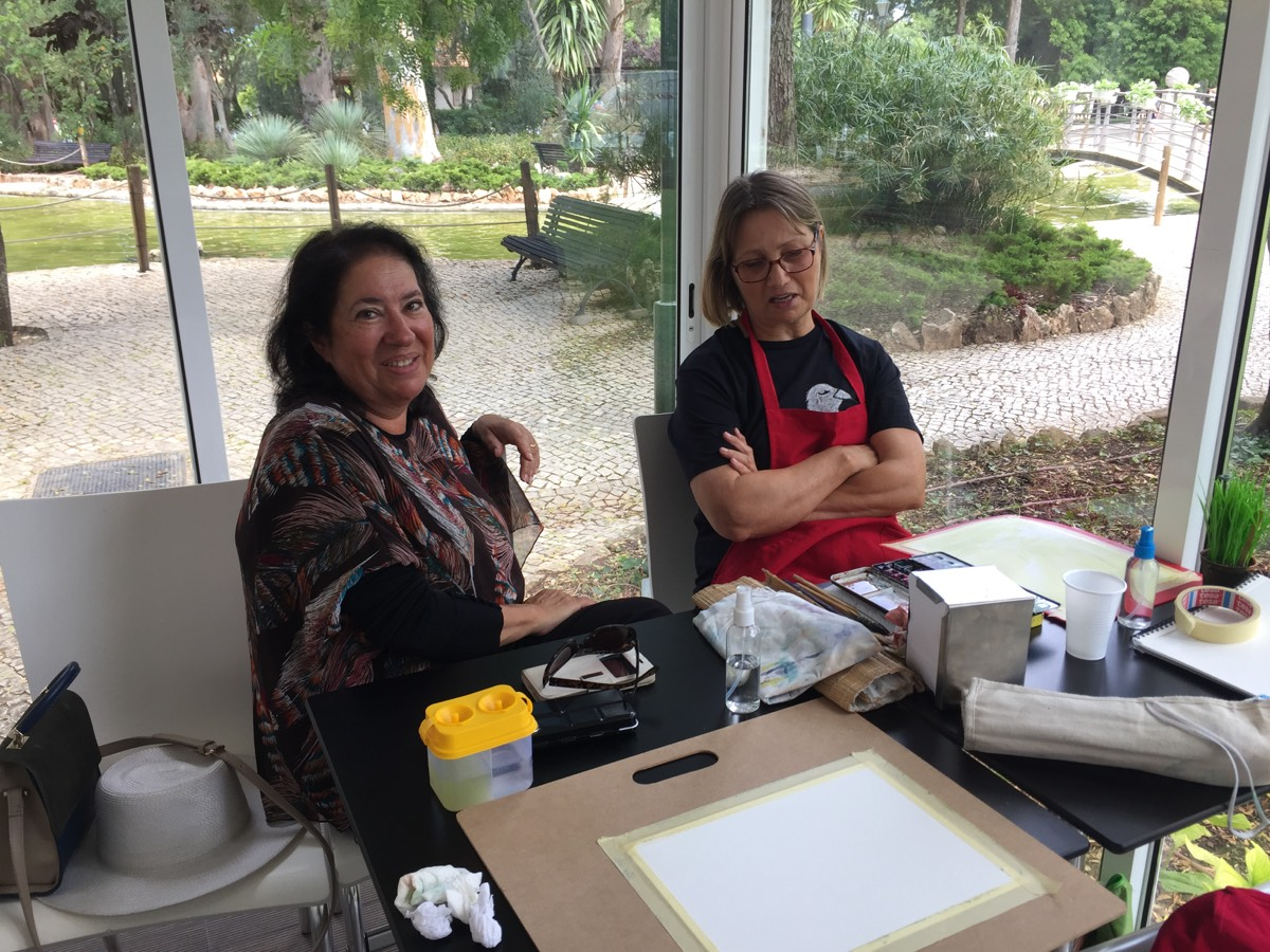 Painting Meeting - Parque marechal Carmona 201707