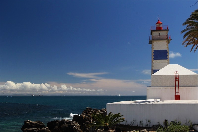 Santa Marta Lighthouse, Cascais Village