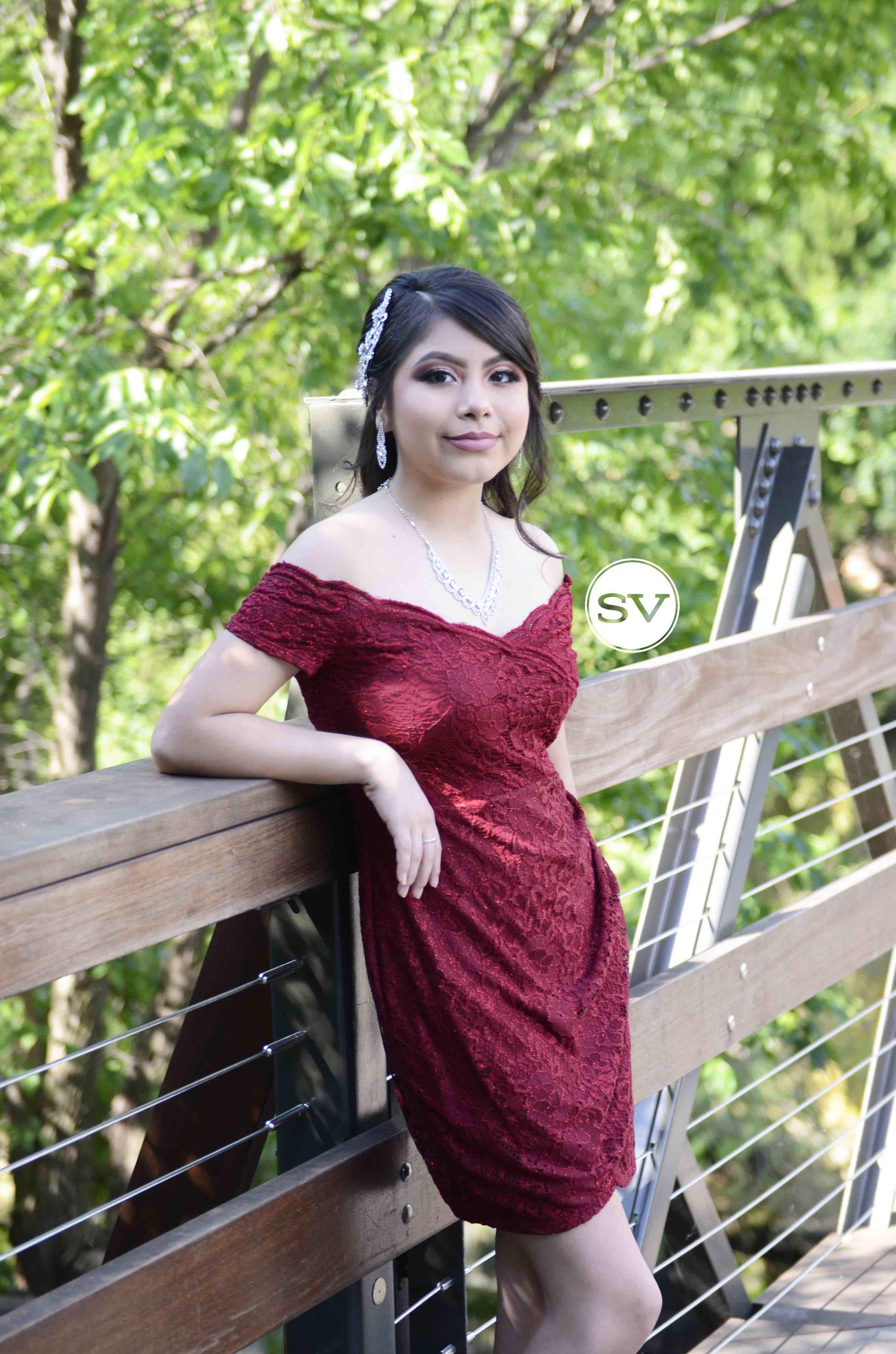 Ayleen - Fifteen and Fabulous