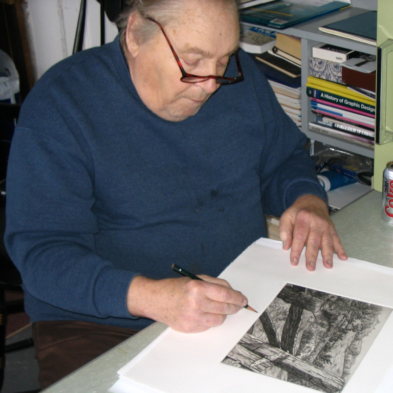 Jack signs the edition on April 28, 2005