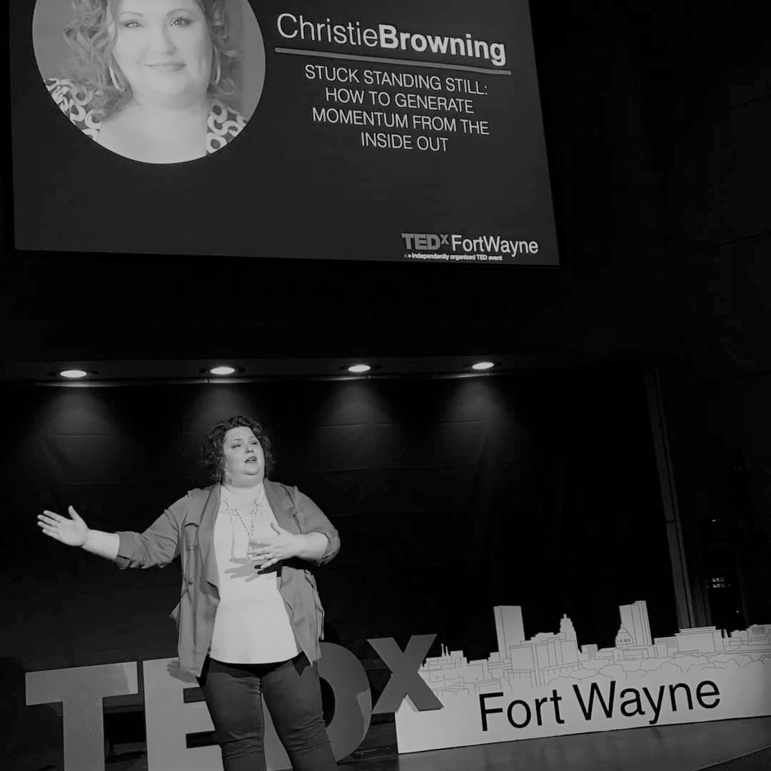 motivating speaker - Looking for Christie to speak at your next conference, retreat or event? Here's how you can bring Christie to your city!  >>>learn more