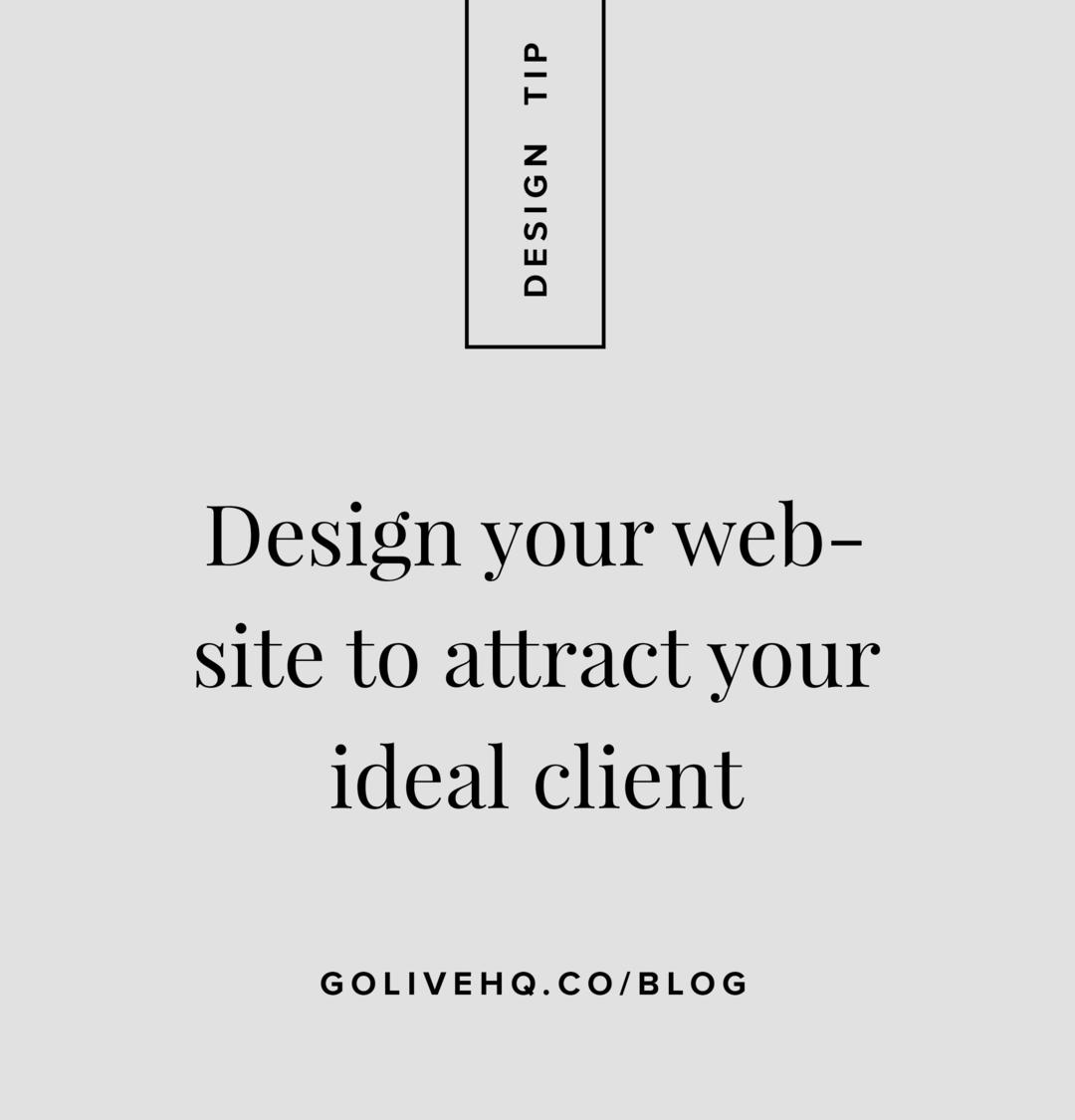 Website design tips   GoLiveHq.co