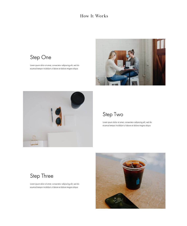 Use Alternating Image Card Blocks -
