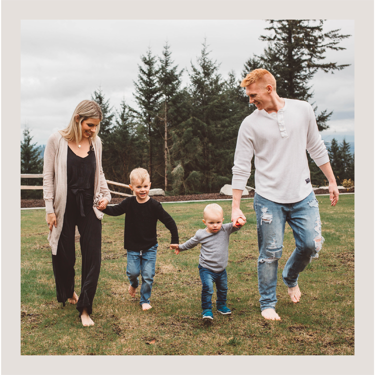 Read our Q+A With Ashley Miller - Learn how the Millers have gained freedom in their life and business by boldly pursuing their passions and sharing their life with others.