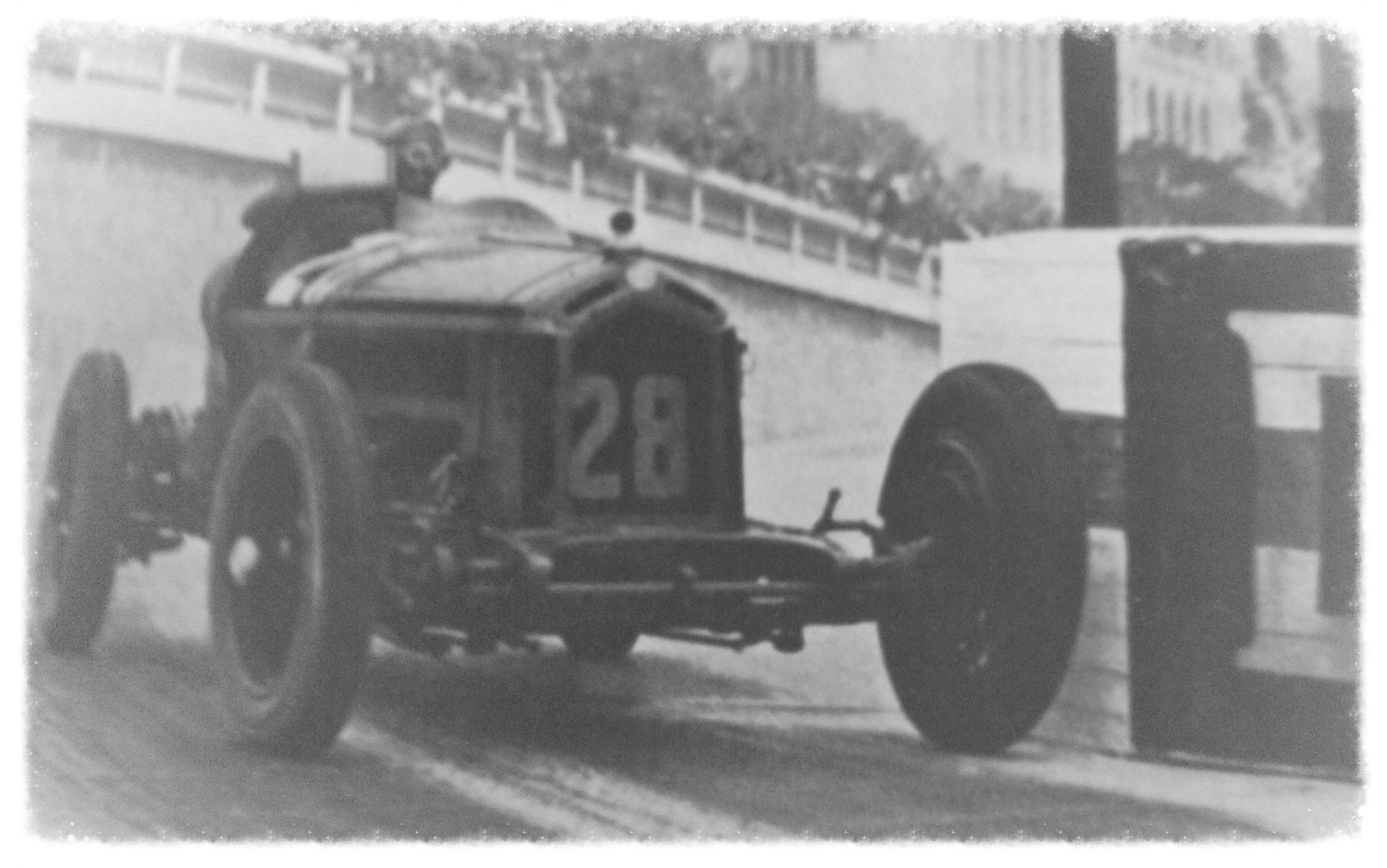 Nuvolari at Monaco circa 1932