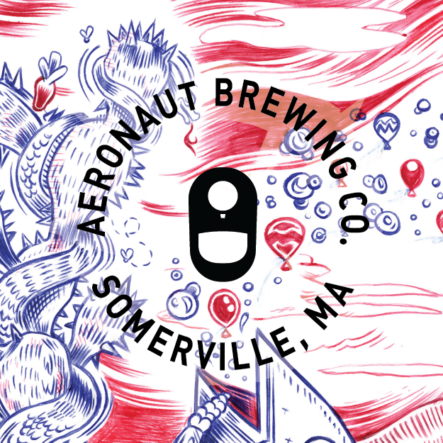 AERONAUT BREWING CO.  With locations in Somerville, MA and Allston, MA, Aeronaut hosts live music almost every night of the week.