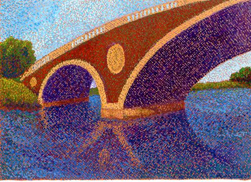 Weeks Foot Bridge