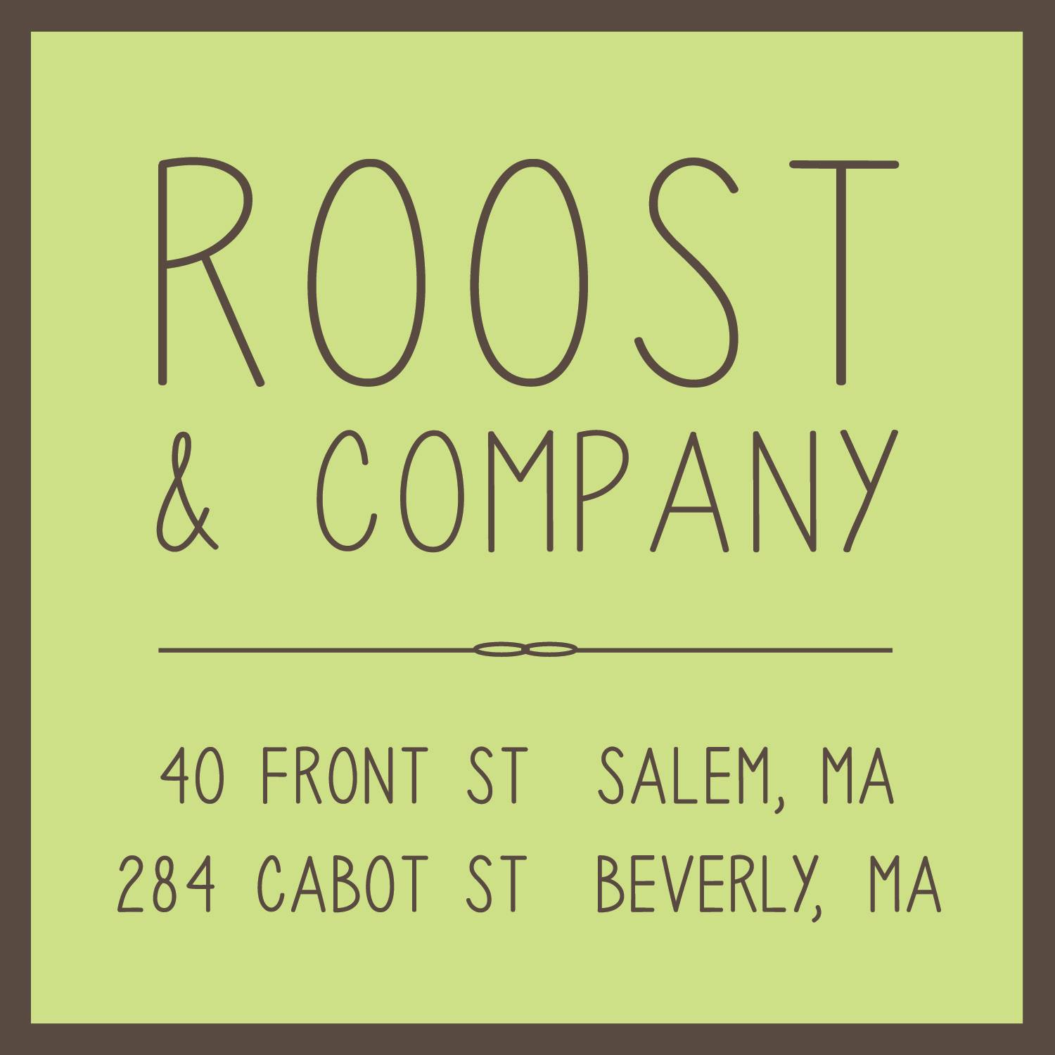 roost&company