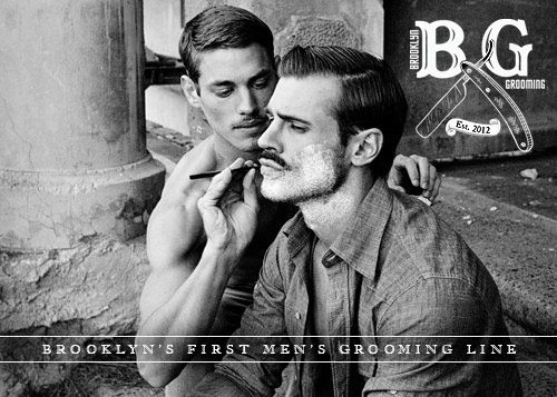 Brooklyn Grooming: Brooklyn's First Men's Grooming Line