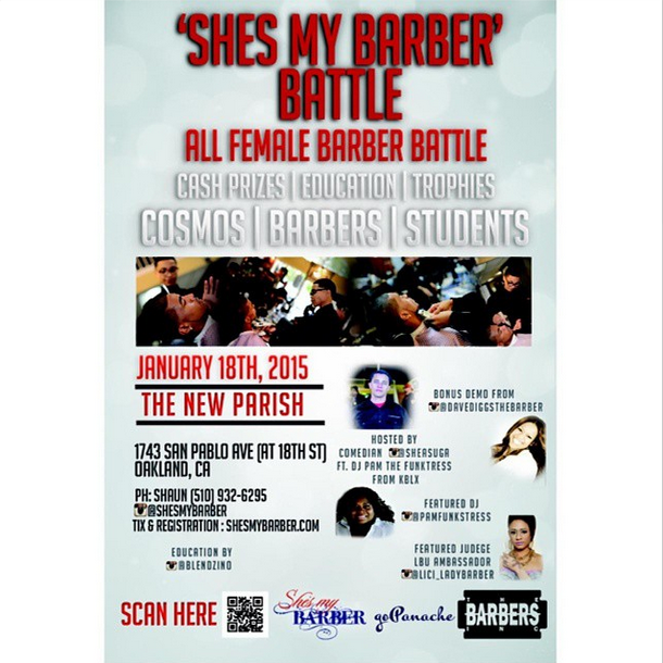 shes my barber battle oakland california herchairhishair