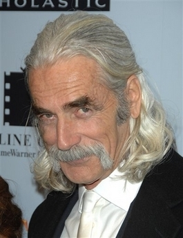 Sam Elliot Grey Yellow Hair Her Chair His Hair NYC