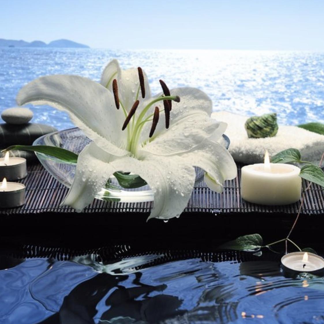 Massage Appetizers - AromatherapyFace & Scalp MassageHot Towel Wipe DownHand / Foot Body Scrub