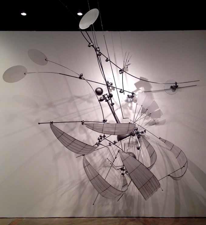 Jamie Hamilton,  Eros , steel and polycarbonate, 15'h X 12'w X 8'd