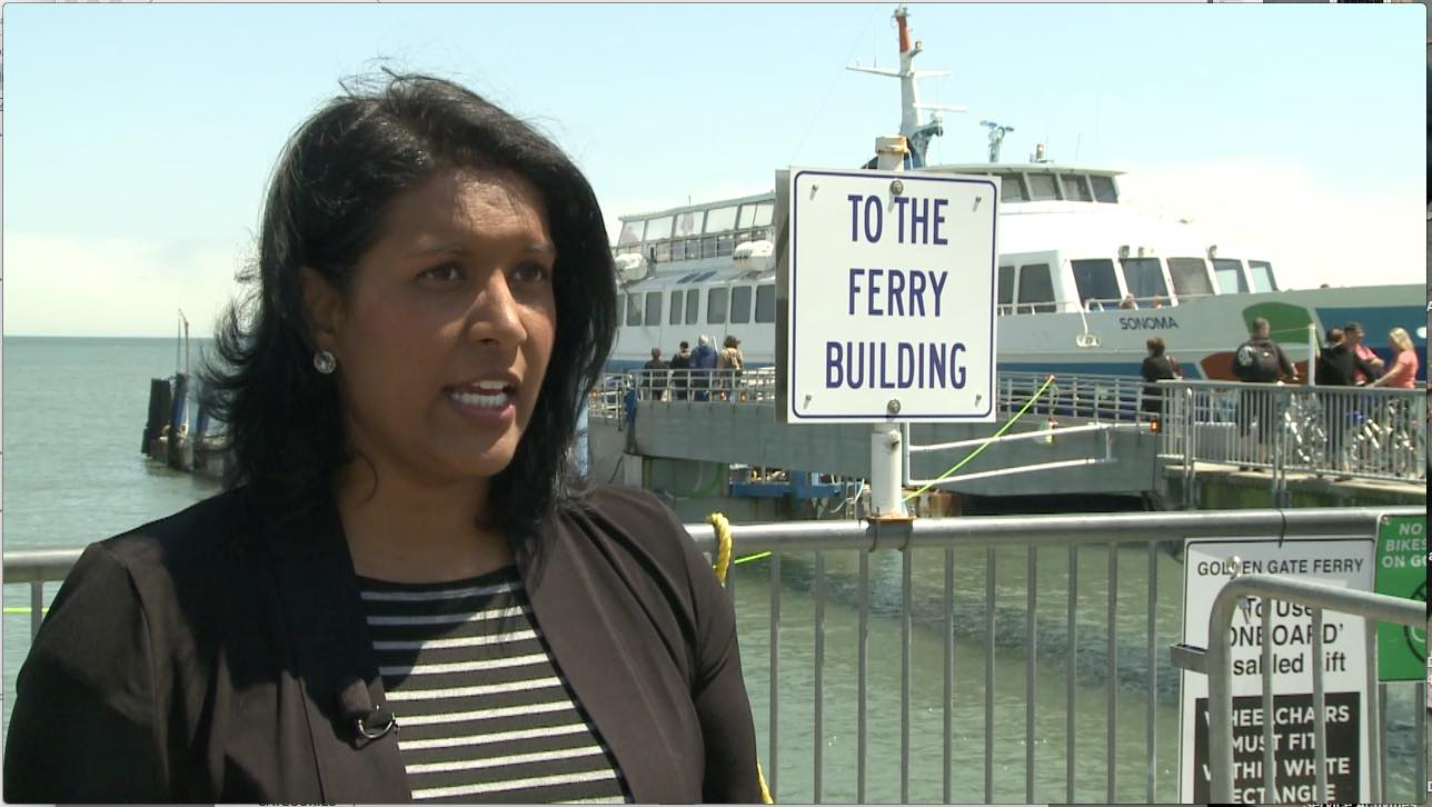 Priya David Clemens, Golden Gate Bridge District spokesperson