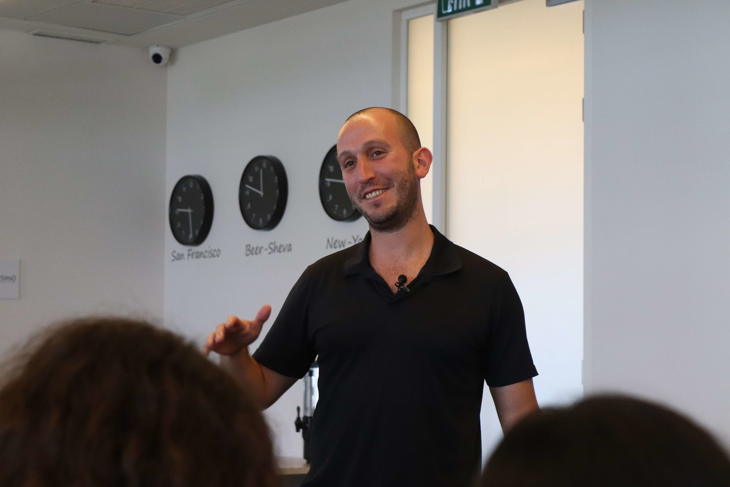 Yotam Tzuker is CEO of Tech 7, an innovation company in The Negev Desert area of Israel.