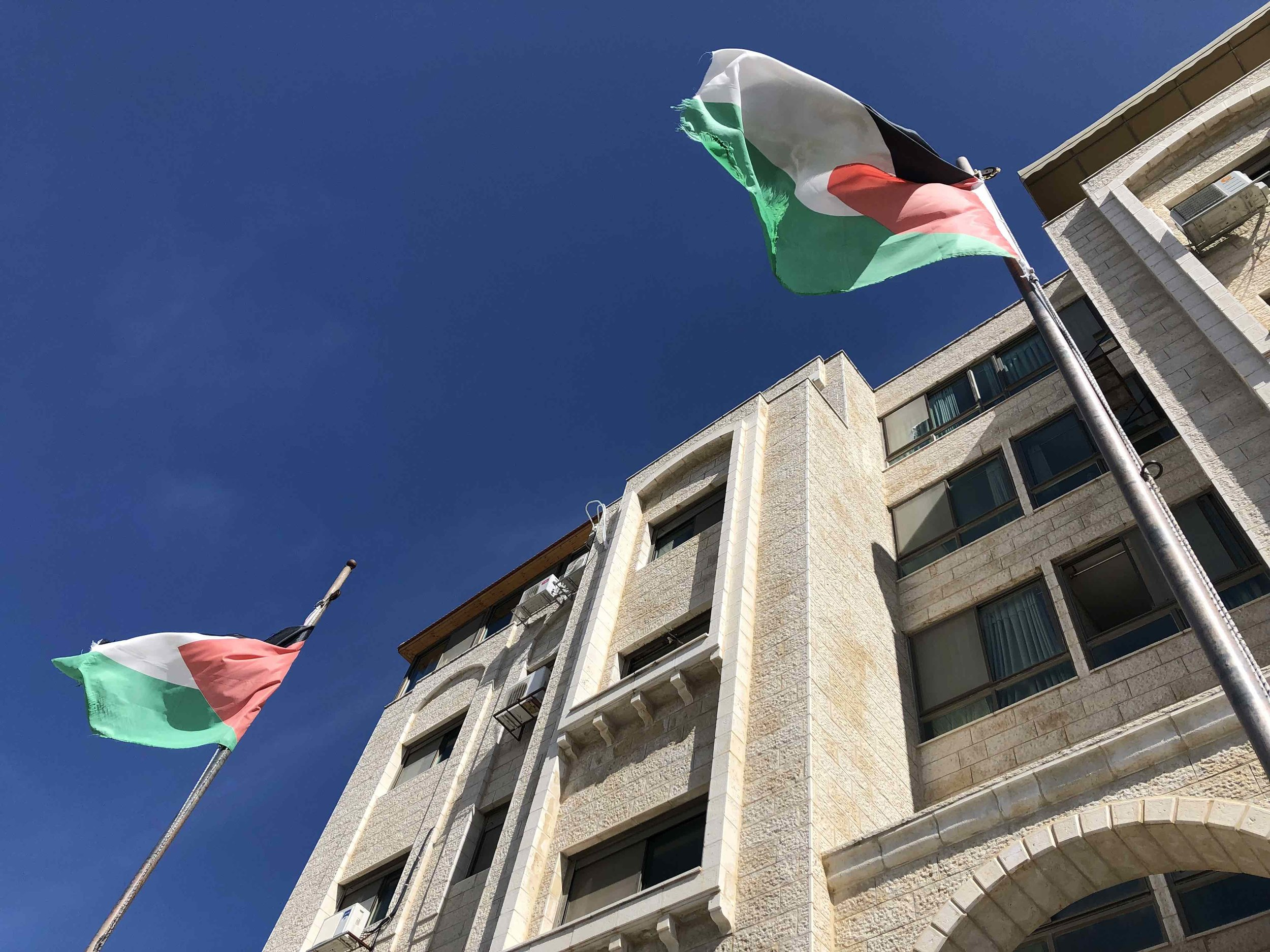 plo flags at offic smaller.jpg