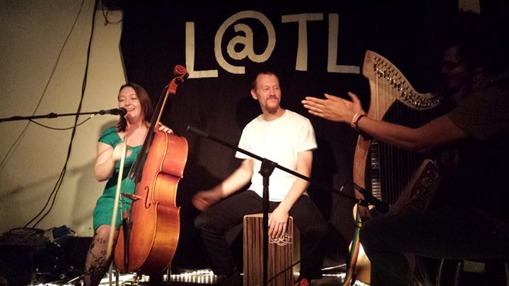 Live @ the Loft with Calvin Arsenia and Danny Mullins, Edinburgh 2013