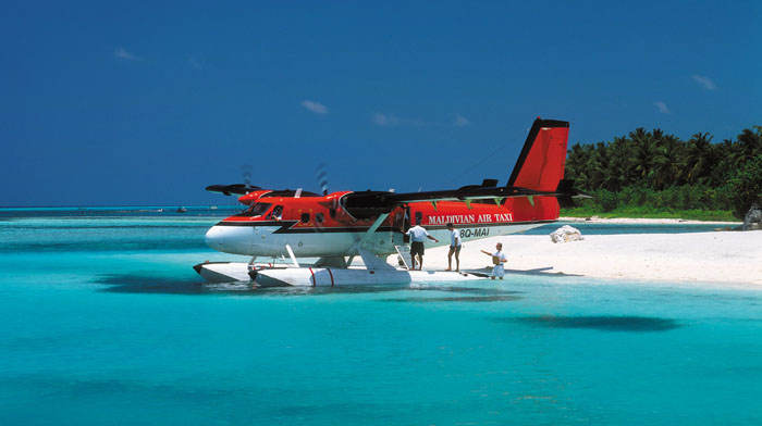Four Seasons Resort Maldives sea plane.jpg