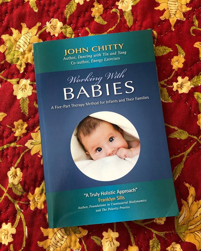 "Whenever I work with babies, I make a point to say a prayer of gratitude to John Chitty for all I've learned from him as his teachings have influenced my work with infants, children, and families more than any other teacher. My work is more effective because of him. My approach is simpler because of him. My trust in the process is greater because of him. Since John's passing a couple days ago, I've been connecting with colleagues in how fortunate we are to have his work and books to carry us, including this little gem that he released a few years ago. What a legacy. Thanks, John, for showing us what it means to live a full and meaningful life and in keeping the ""roots of empathy"" alive in the foreground of our awareness. As he wrote in the very last passage of this book, ""Here's hoping for a future in which babies are more appreciated for their real nature, and in which nature is more respected as the definitive reference point."" Much love to my biodynamic community and all who loved him.  #biodynamiccraniosacral #biodynamiccraniosacraltherapy #craniosacraltherapy #wholeness #gratitude #postpartum #infantcraniosacraltherapy"