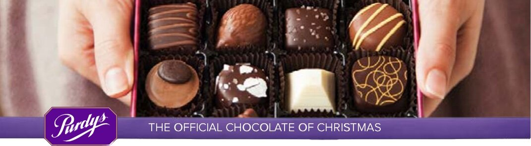 This holiday season, we are excited to offer sensational seasonal treats by Purdys Chocolatier.