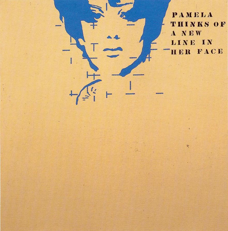 Pamela thinks of a new line in her face.jpg