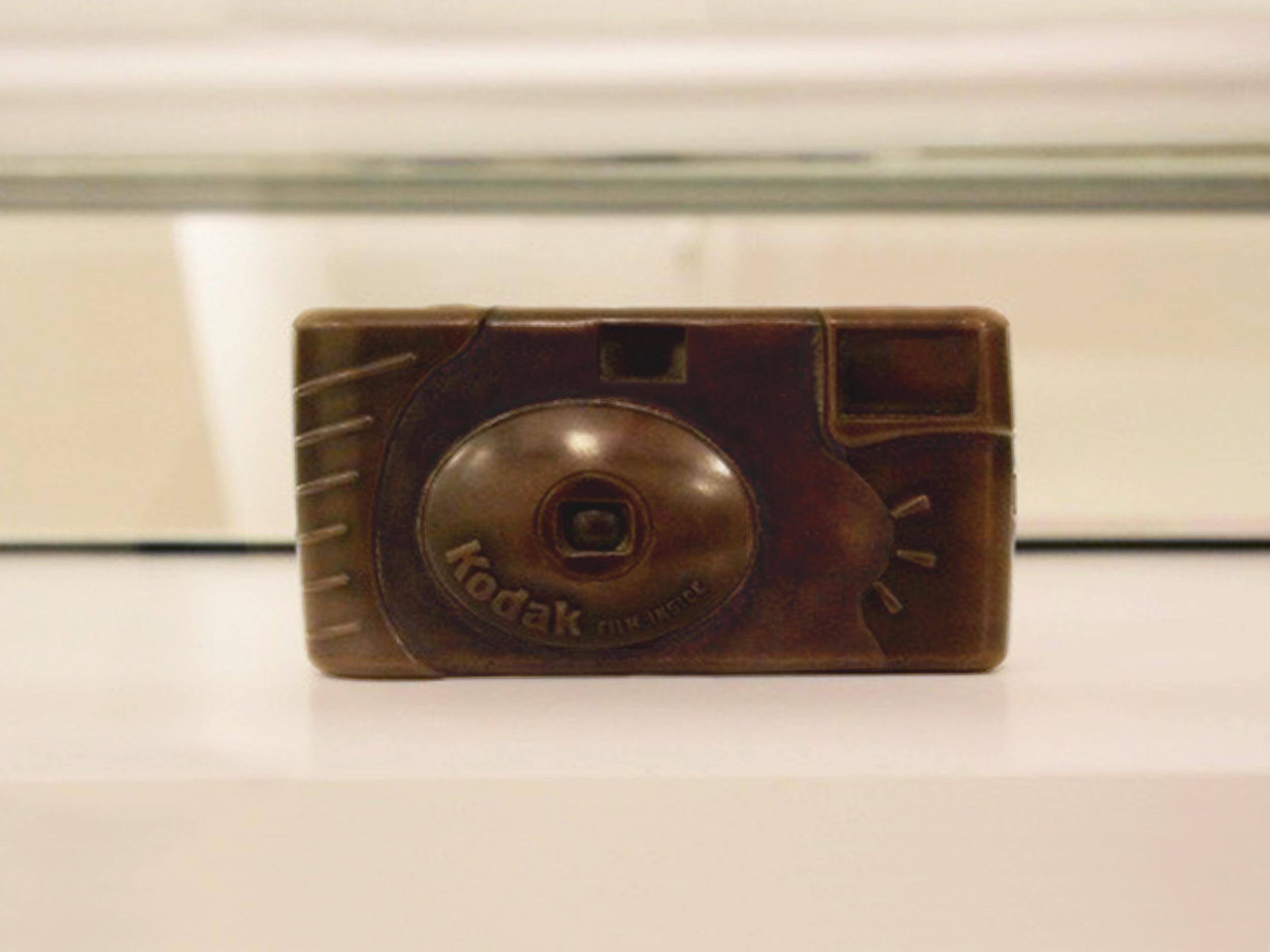 Bronze Disposable Camera