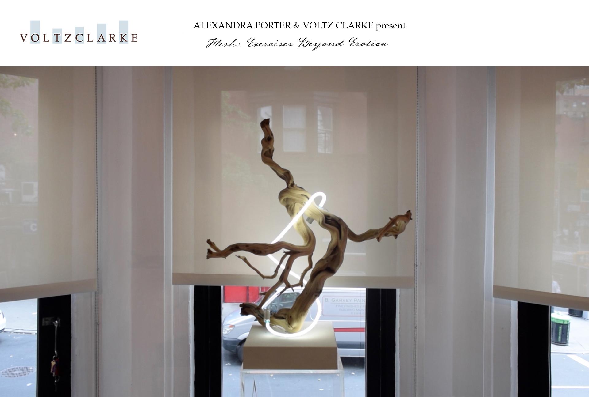 sculpture by Lisa Schulte