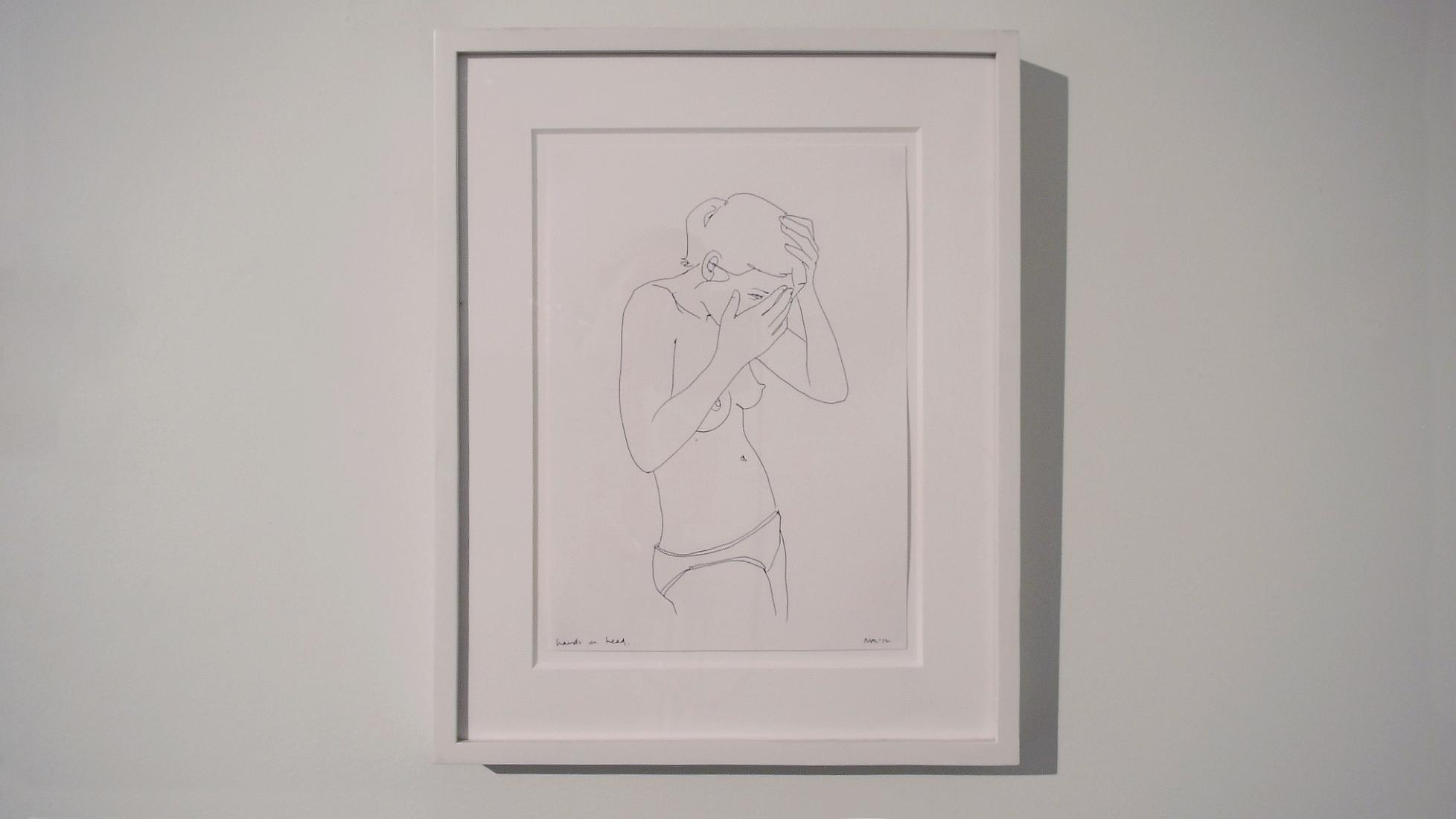 drawing by Natasha Law