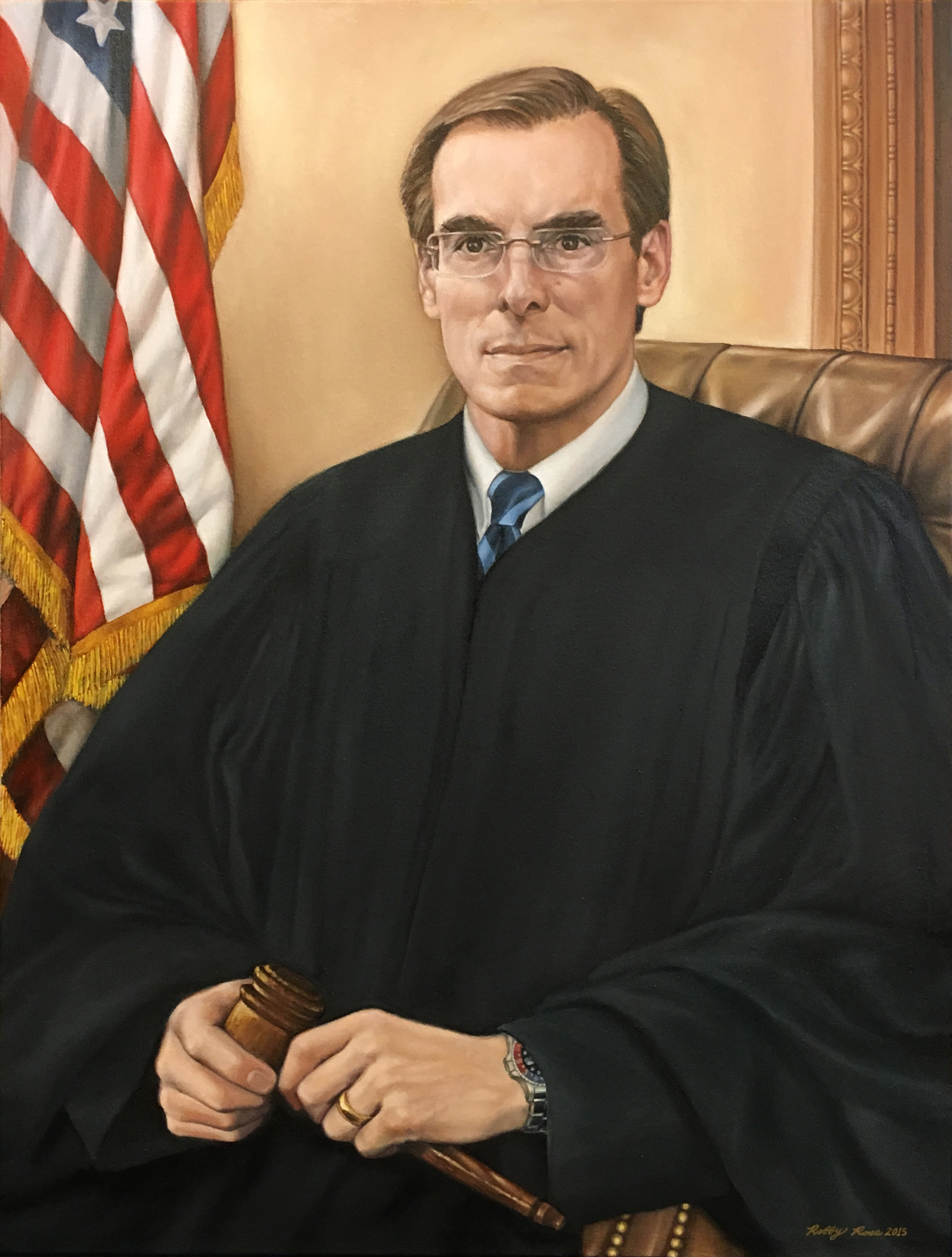 Hon. Robert S. Rose, Justice of the New York State Supreme Court, Appellate Division, Third Department