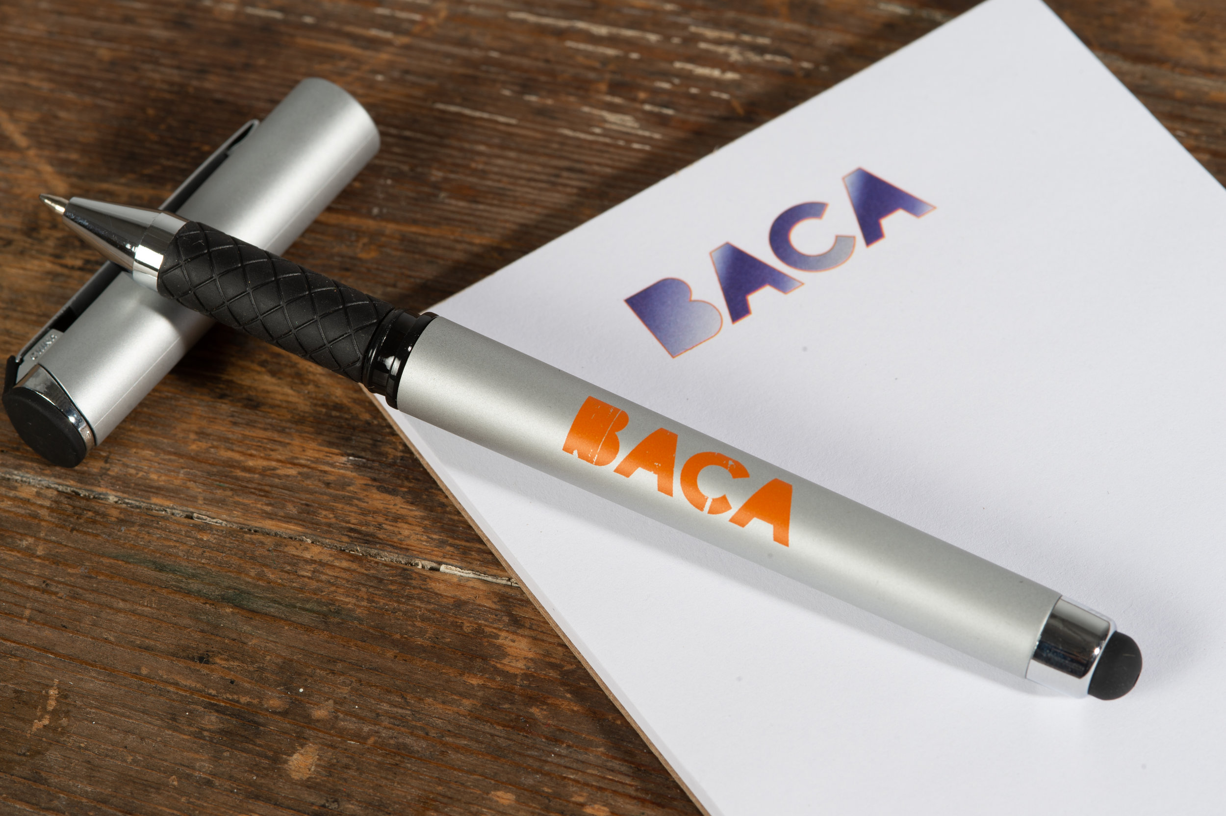 All things stationary from business cards to personalized pens