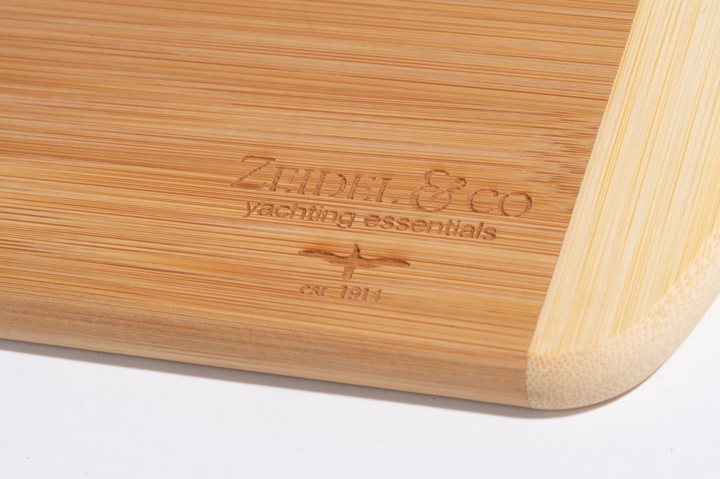 Custom bamboo cutting boards