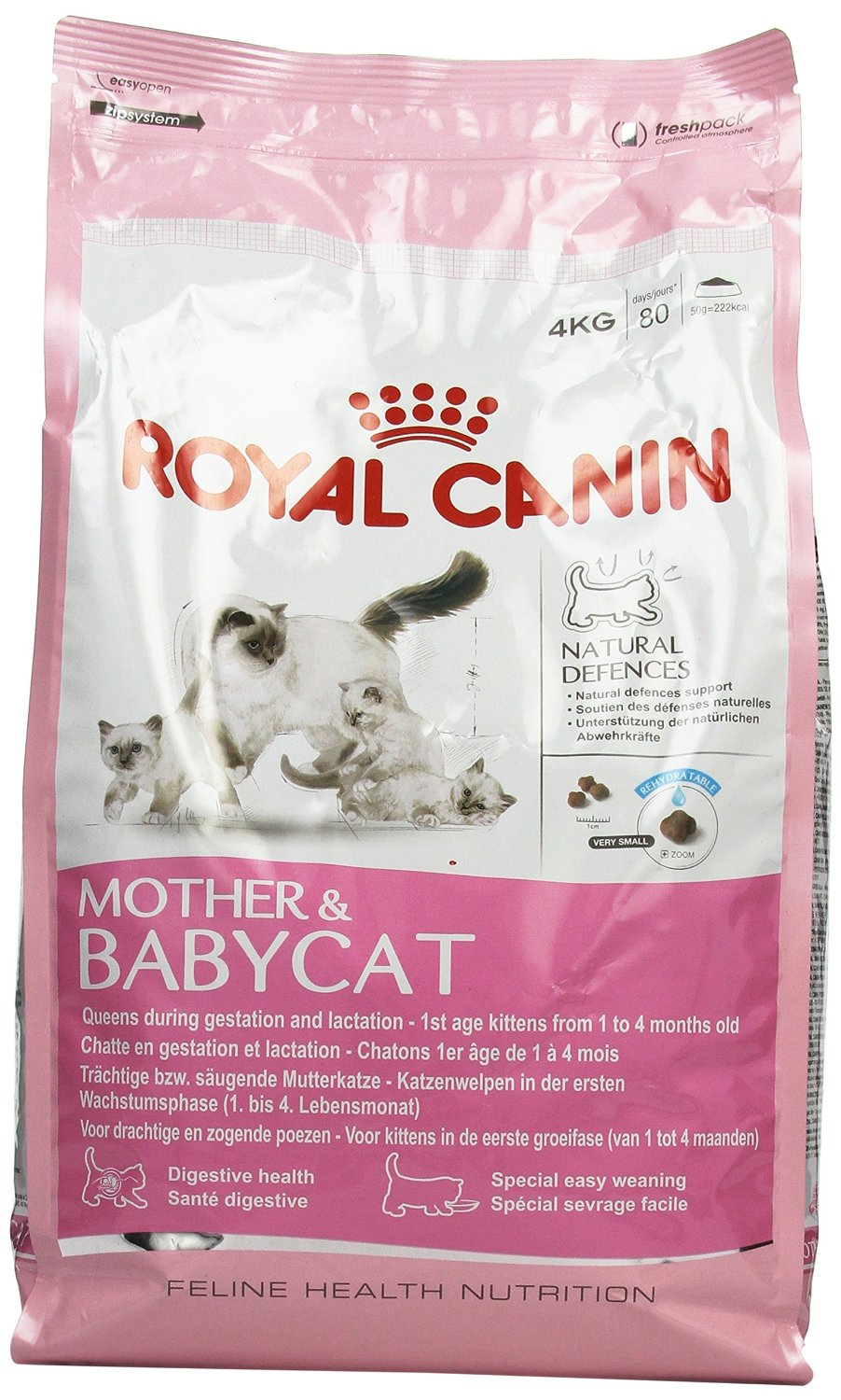 Royal Canin Babycat Dry Food (Unopened)