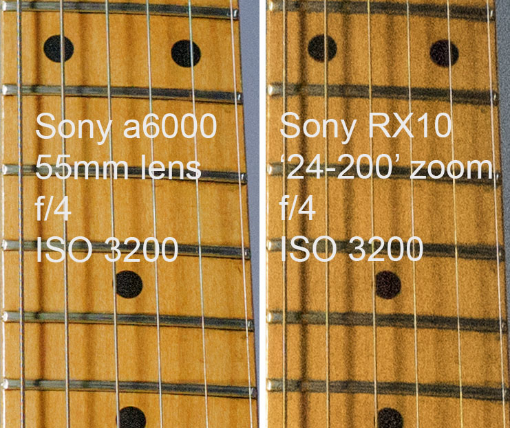 SONY RX10 and a6000 IMAGE QUALITY COMPARED — Soundimageplus