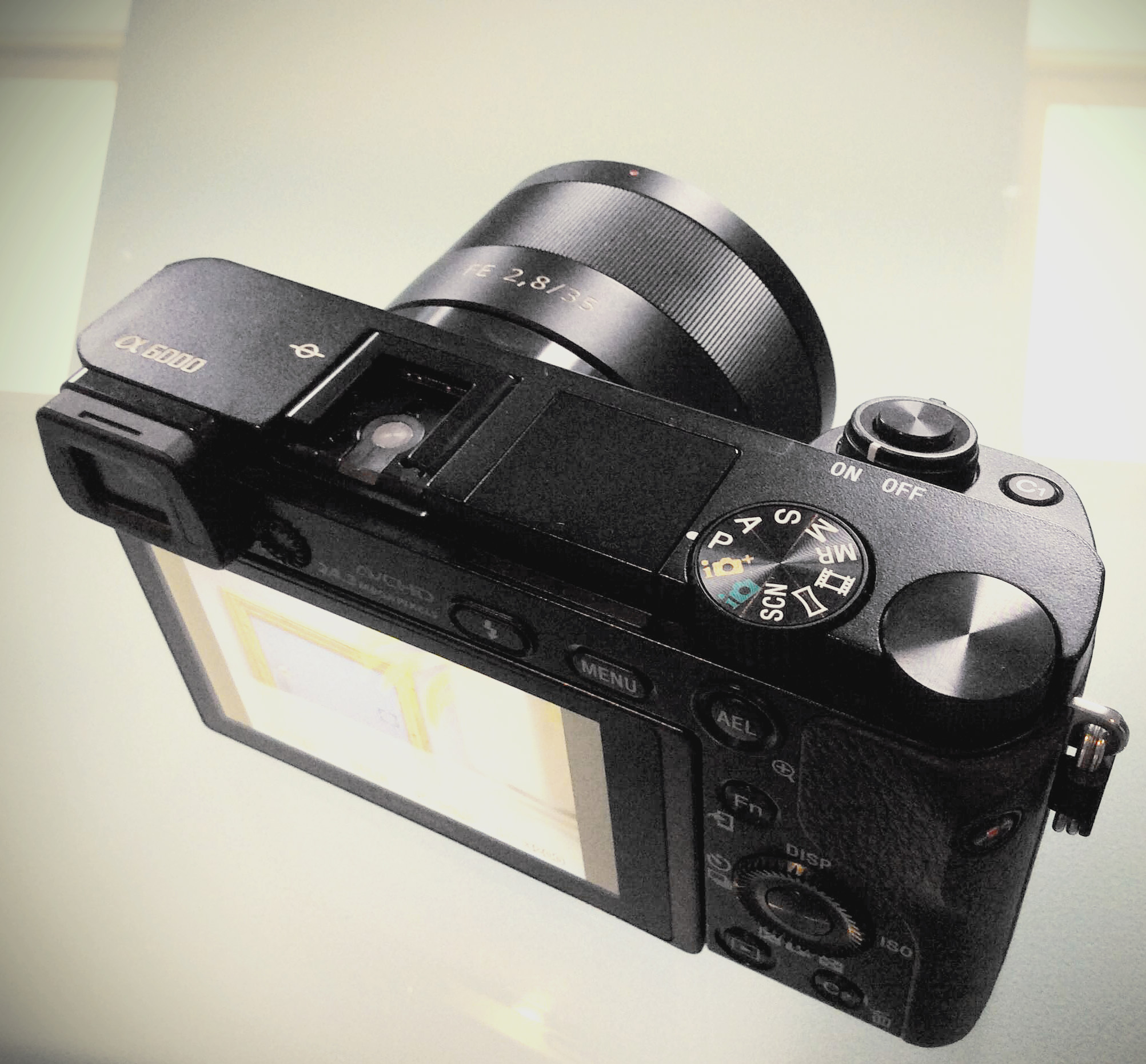 Sony a6000,  Sony FE 35mm f2.8 ZA Carl Zeiss Sonnar T* Lens