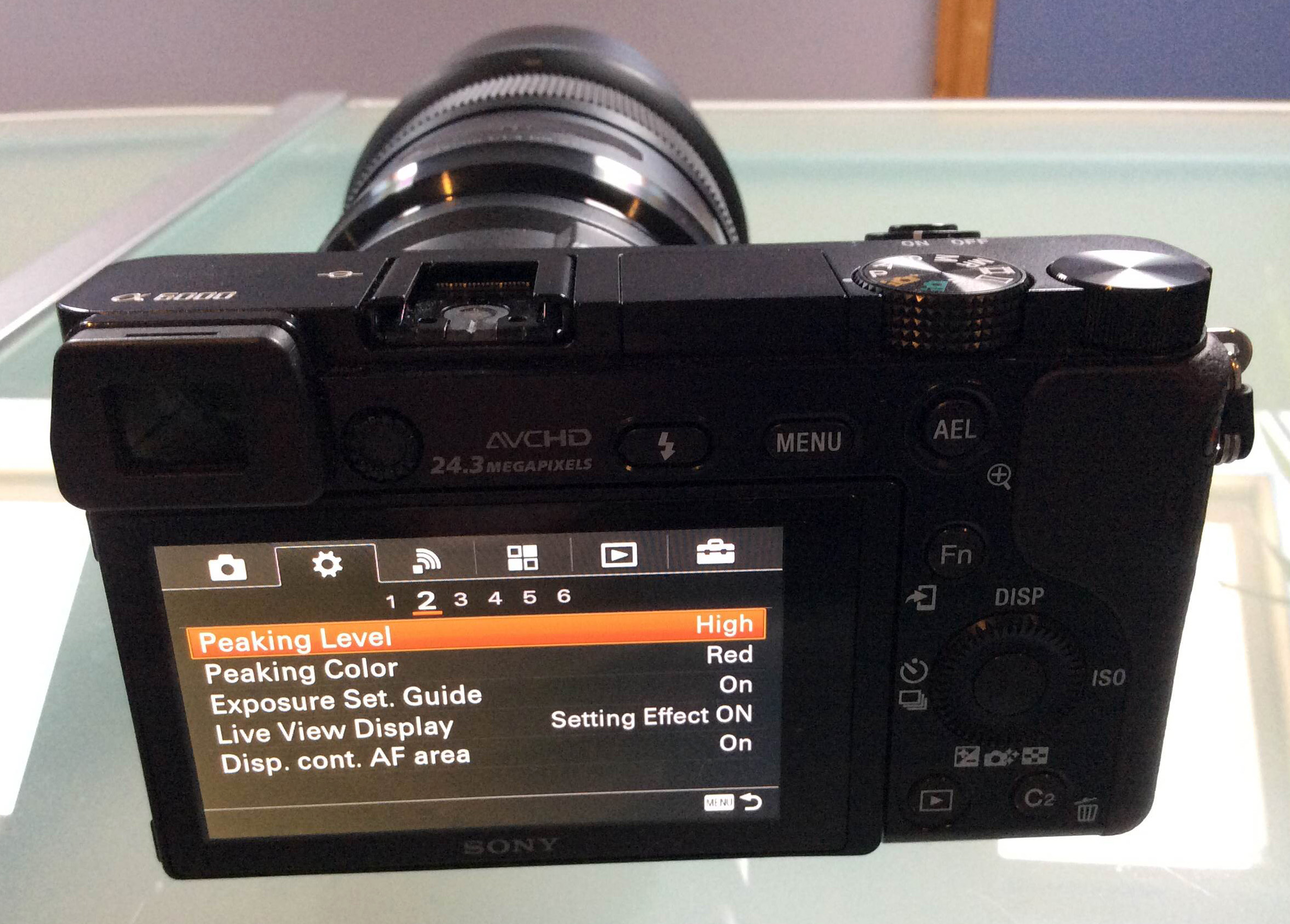 Sony a6000, Sigma 35mm F1.4 DG HSM a-mount lens for Sony