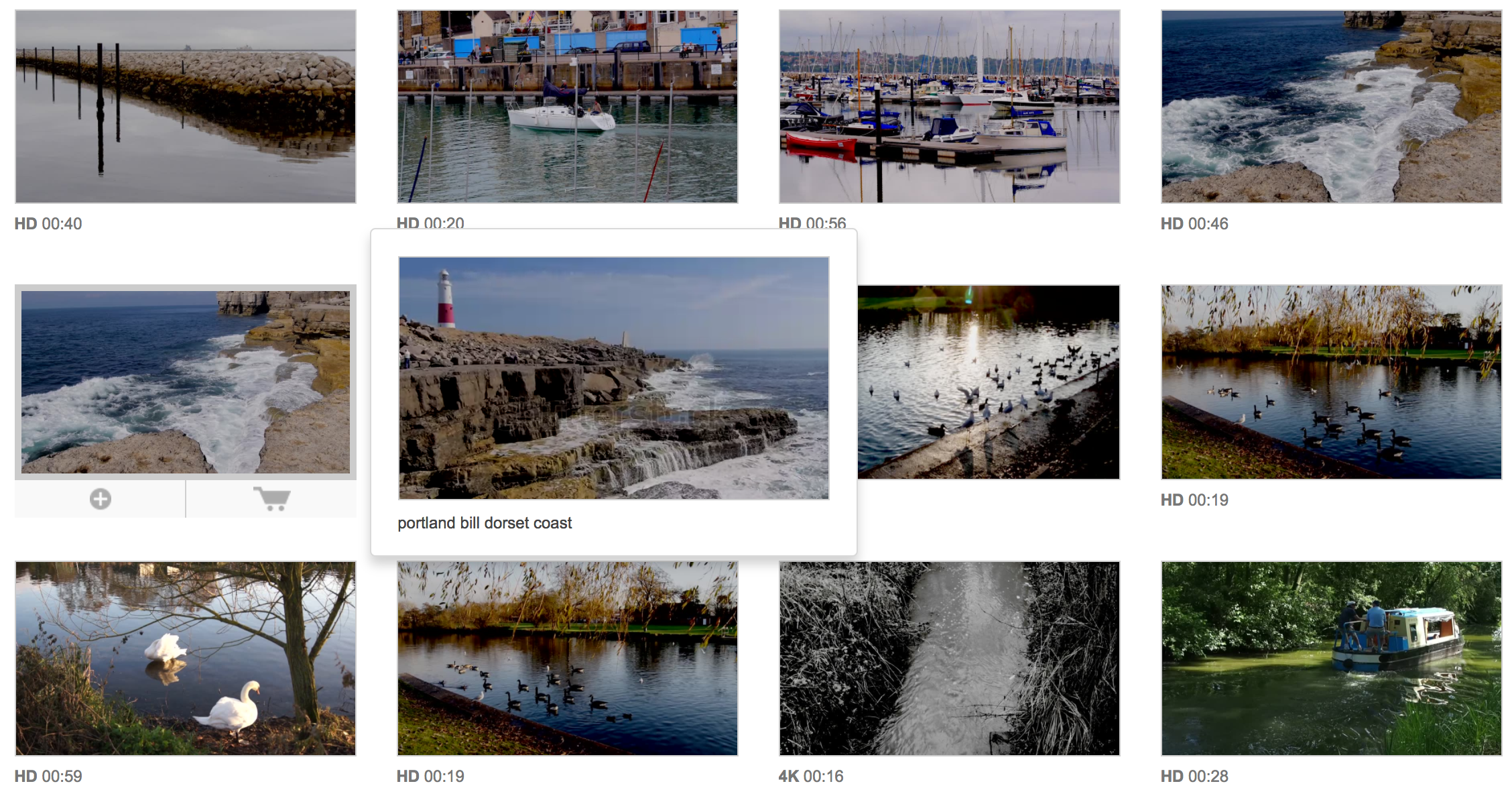 Click on image or  HERE to see my Shutterstock Video / Footage Portfolio.