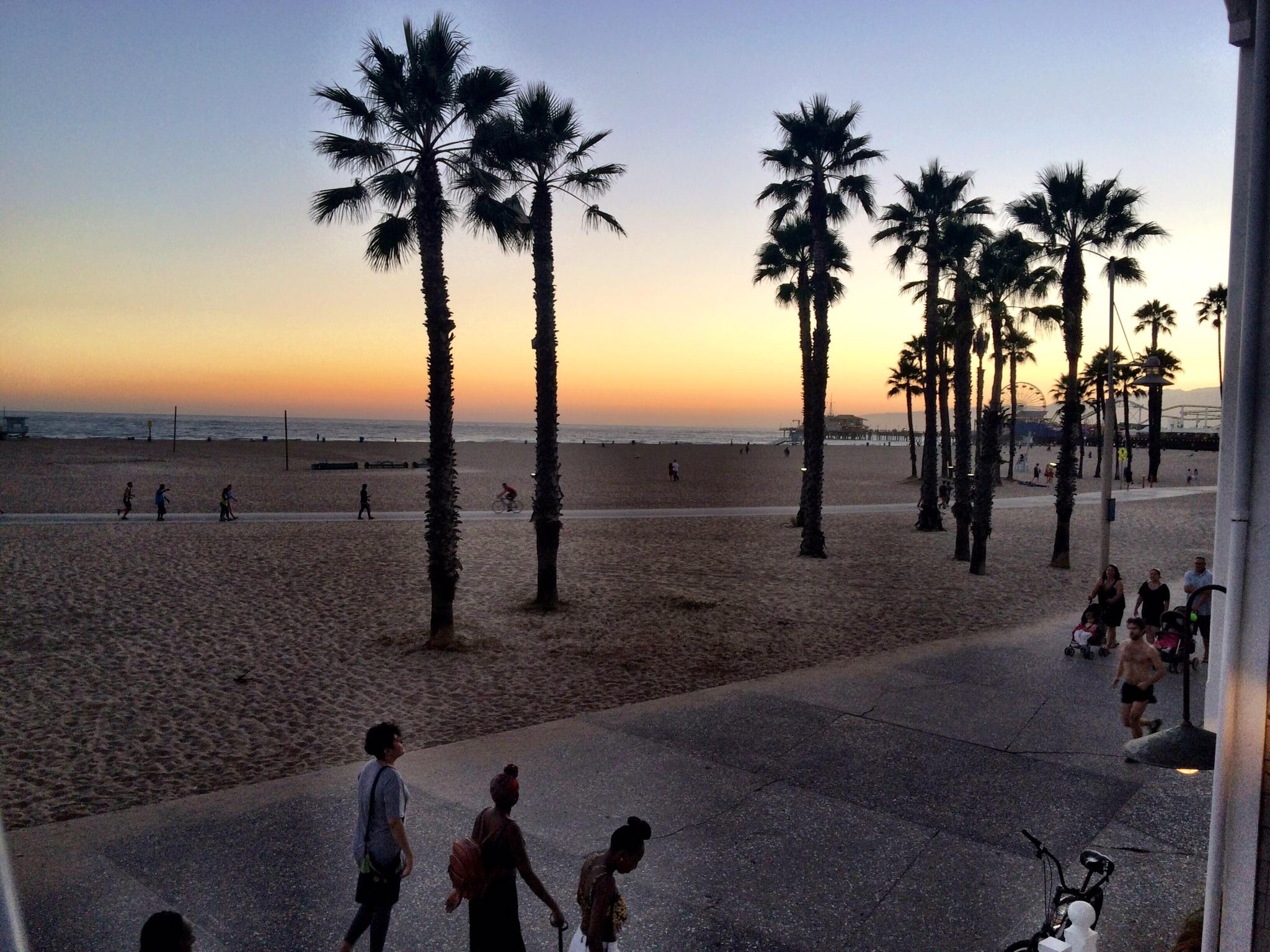 Somewhere in LA