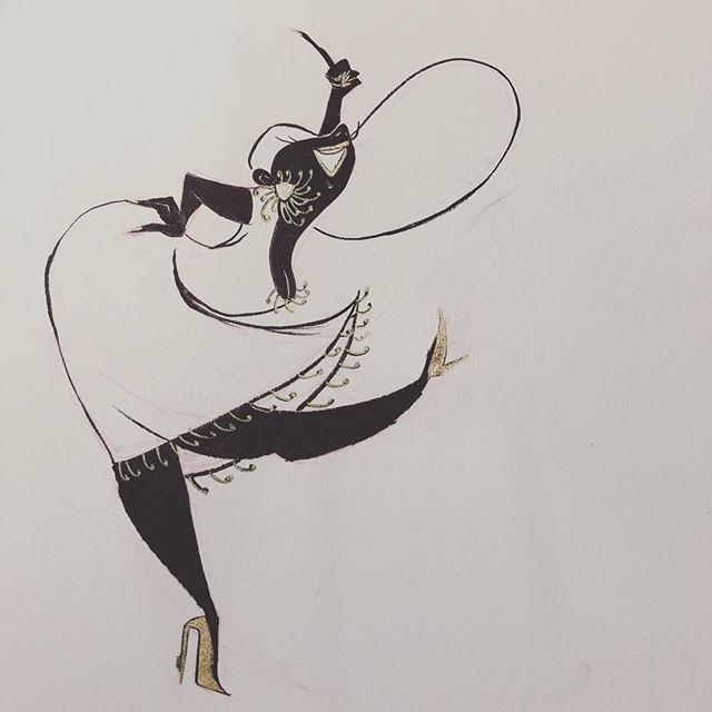 Merp... numero 2... night night 😴#inktoberhalfmarathon #inktober #inktober2018 #doodle #ink #illustration #drawing #illustration #pentelbrushpen #characterdesign #character #gesturewannabe #gesture