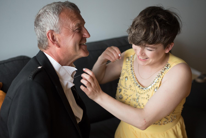 Wedding Photographer Edinburgh - Storytelling photography