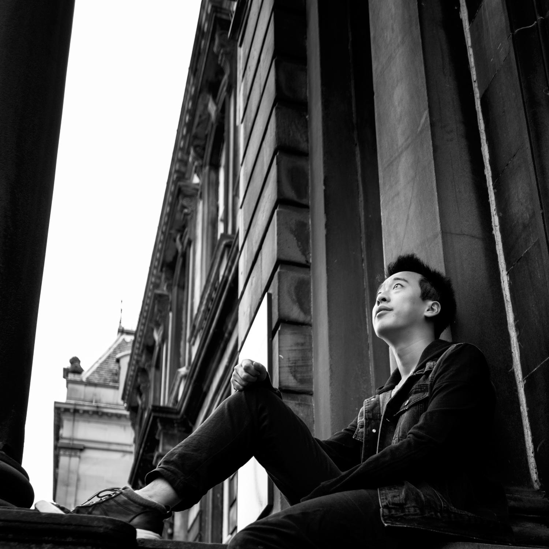 edinburgh photography - edinburgh university