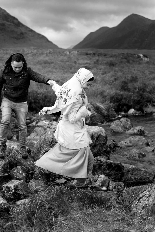 edinburgh photography - scottish highlands