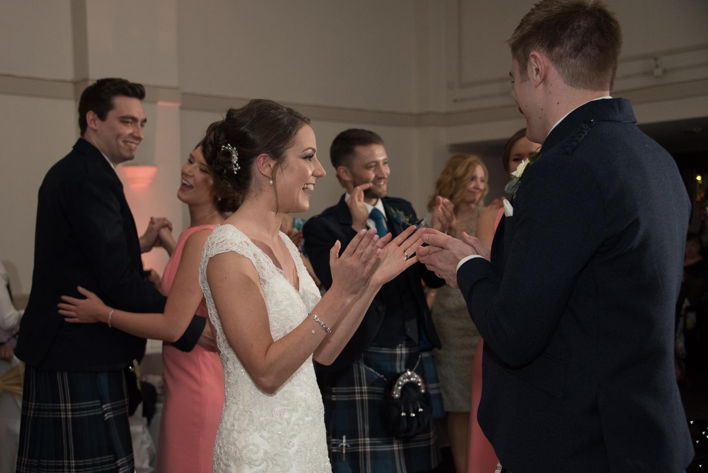 Weddings At Balbirnie House - the first dance02
