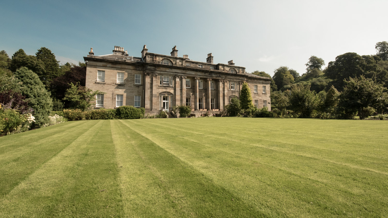 Weddings At Balbirnie House - the main Balbirnie house
